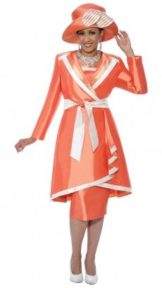 Dress W Long Jacket by Terramina