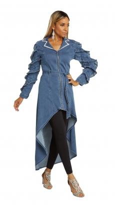donna-vinci-jeans-8436-blue