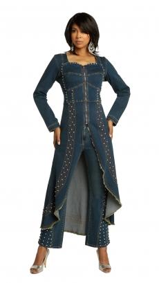 donna-vinci-jeans-8437-dark-blue