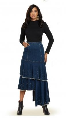 donna-vinci-jeans-8442-blue