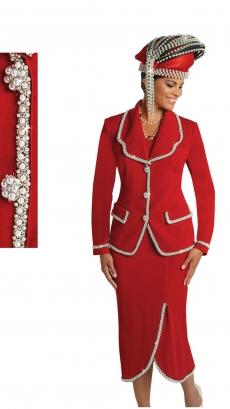 donna-vinci-knits-13248-red