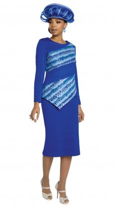 donna-vinci-knits-13263-royal