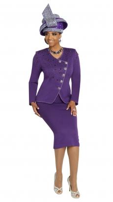 donna-vinci-knits-13271-purple