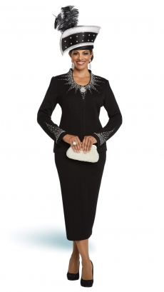 donna-vinci-knits-13273-black