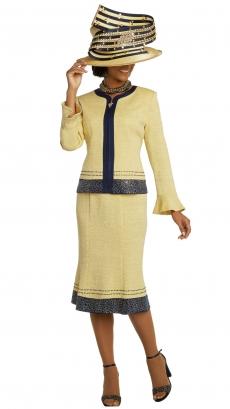 donna-vinci-knits-13278-yellow