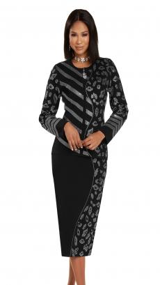 donna-vinci-knits-13299-black