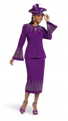 donna-vinci-knits-13305-purple