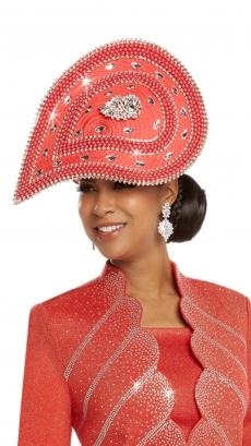 donna-vinci-knits-h13239-coral