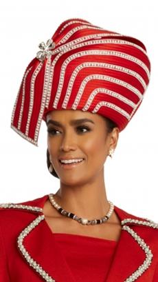 donna-vinci-knits-h13288-red