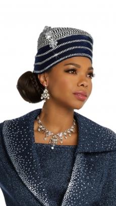 donna-vinci-knits-h13297-navy