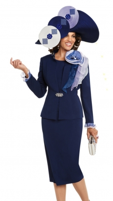donna-vinci-suits-11679-navy