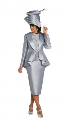 donna-vinci-suits-11744-platinum