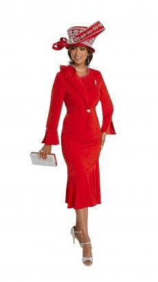 donna-vinci-suits-11789-red