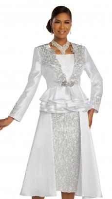 donna-vinci-suits-11821-pure-white