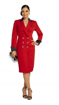 donna-vinci-suits-11844-red