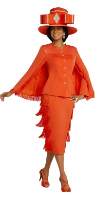 donna-vinci-suits-11857-orange
