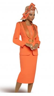 donna-vinci-suits-11895-orange