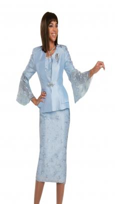 donna-vinci-suits-11938-sky-blue