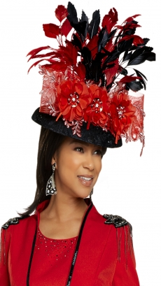 donna-vinci-suits-f11904-red