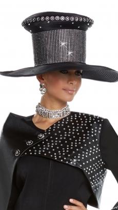donna-vinci-suits-h11687-black