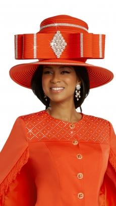 donna-vinci-suits-h11857-orange