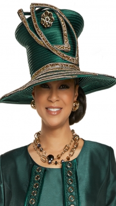 donna-vinci-suits-h11901-pine-green